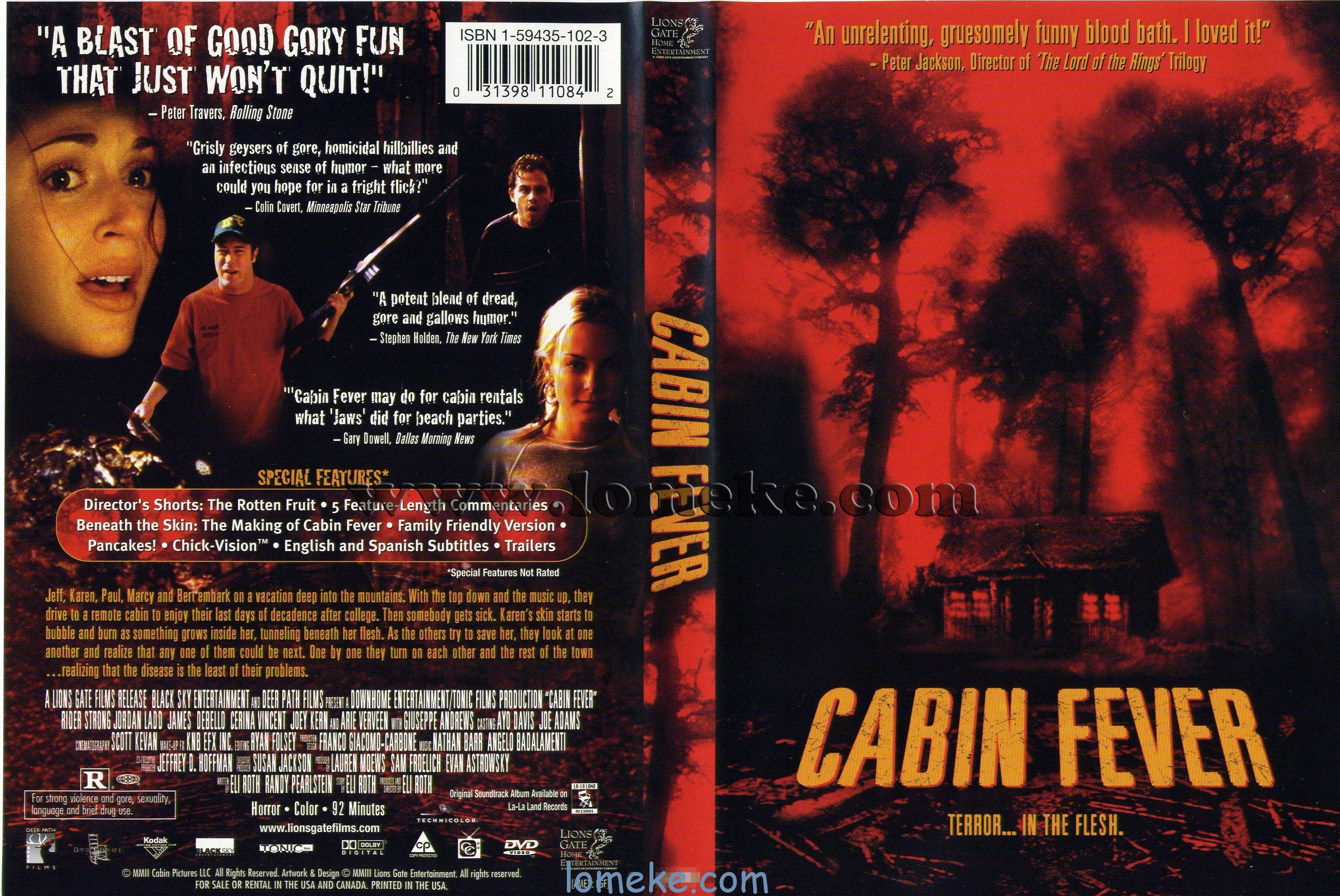 cabin fever full movie online